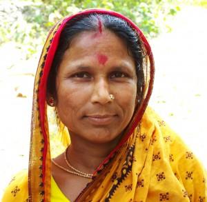 MCN image Hindu Woman Bangladesh